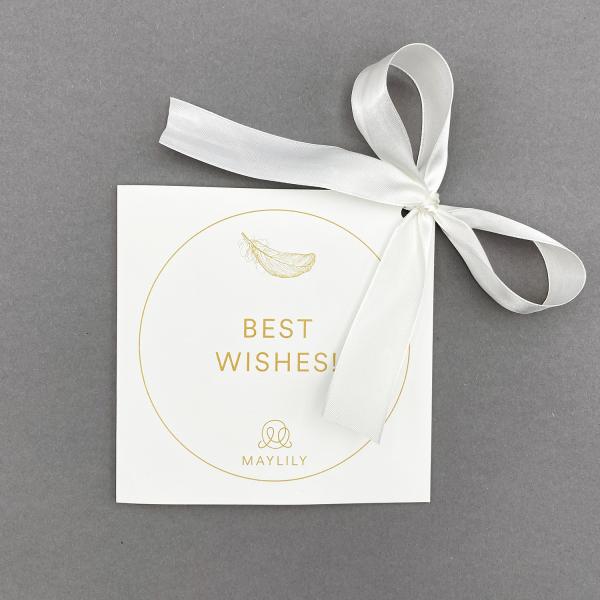 Kartka Najlepsze życzenia