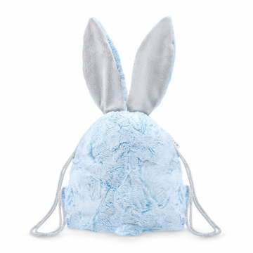Plecaczek Bunny - Baby blue