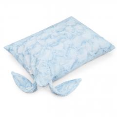 Bunny pillow XXL - Baby blue