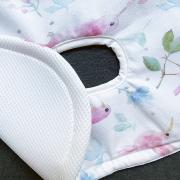 Bamboo car seat pad Swallows