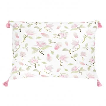 Double Bamboo pillow Blush rain