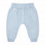 Bamboo pants - light blue