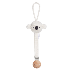 Pacifier clip Mam Koala - cream