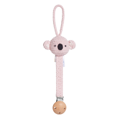 Pacifier clip Mam Koala - dusty pink