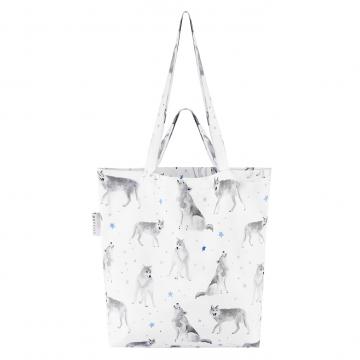 Tote bag - star wolves