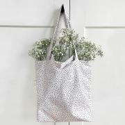 Shopperka - Pudrowy róż
