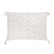 Double bamboo pillow - Stones beige