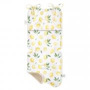 Bamboo stroller pad - Lemons