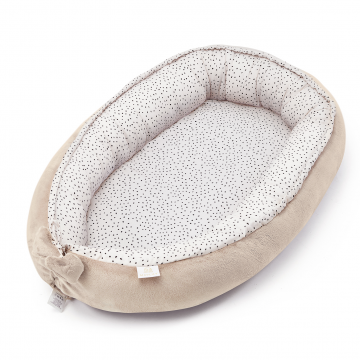 Premium Baby nest Swallows Silver