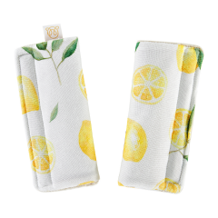 Bamboo belt covers - Lemons