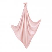 Summer bamboo blanket XL - Stones pink