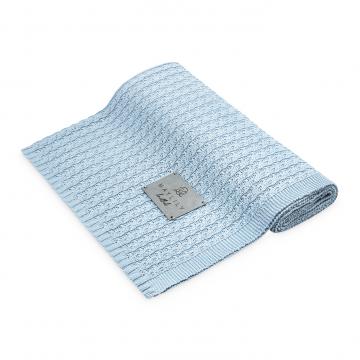 Bamboolove Air blanket - light blue