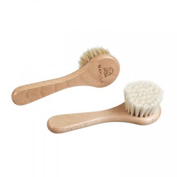 Baby hair brush set