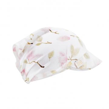 Bamboo visor scarf - Magnolia