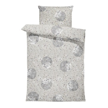 Bamboo bedding cover set S Paradise feathers
