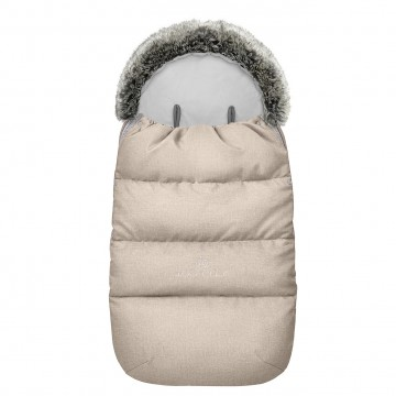 Stroller sleeping bag SNØ 12-48 mo Dusty pink