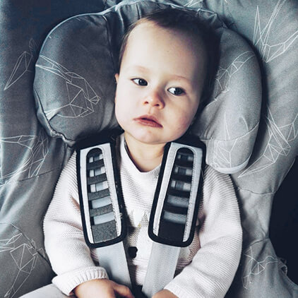 BAMBOO CAR SEAT COVERS