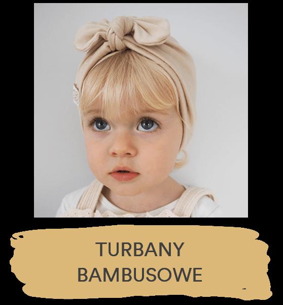 Turbany bambusowe