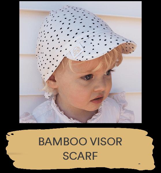 BAMBOO VISOR SCARVES