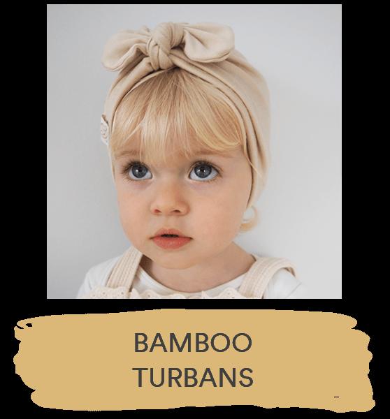 BAMBOO TURBANS