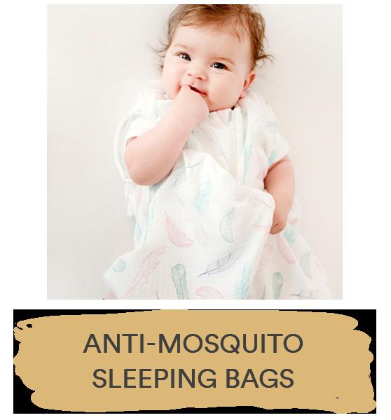 ANTI-MOSQUITO SLEEPING BAGS