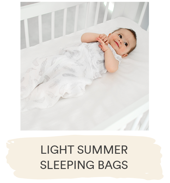 LIGHT SUMMER SLEEPING BAGS