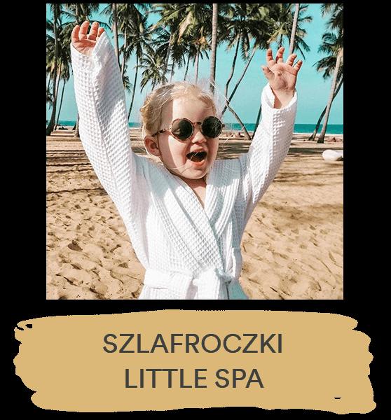 Szlafroczki Little SPA