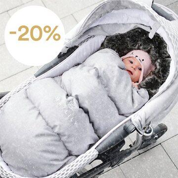 Kochamy śnieżną zimę i spacery w jej magicznym klimacie! 🌨 Z okazji tego, że nareszcie mamy prawdziwą zimę, przygotowaliśmy niespodziankę! Do końca weekendu cieplutkie śpiworki zimowe, mufki i rękawice do wózka kupicie taniej o 20% 🔥 A jakie są nasze zimowe akcesoria?  ✨ Wodo- i wiatroodporne ✨ Komfortowe ✨ Ze sztucznym futerkiem najwyższej jakości ✨ Śpiworki mają duże rozmiary - posłużą długi czas ✨ Pasują na praktycznie wszystkie wózki - śpiworki mają specjalne otwory nawet na 5-punktowe pasy ✨ Klapa śpiworków jest odpinana ✨ Dostępne są w opcji jednokolorowej a'la len lub w naszych autorskich wzorach ✨ W środku posiadają niezwykle miękki mikropolarek ✨ Nie łapią zabrudzeń, można je także bez obaw prać  Życzymy Wam cudownych zimowych spacerów! Link do promocji na naszym Instastory 💛  #maylily #śpiworekzimowy #sno #mufka #mufkadowozka #rękawicedowózka #śpiworekdowózka #promocja #spaceryzimowe