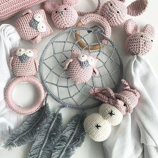 Dzień dobry 🌸🐰 www.maylily.pl #handknittedcollection #maylily #love #cotton #madeinpoland