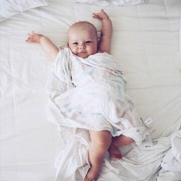 Sobota!   #relaks #weekend #familymoments #maylily #madeinpoland #bambooswaddle #otulaczbambusowy #wyprawka
