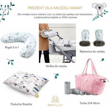 Część trzecia naszego poradnika zakupowego dedykowana jest dla osób, które planują obdarować prezentem przyszłą lub świeżo upieczoną mamę ❤️ Przyda się jej z pewnością wygodny rogal do karmienia, cieplutka mufka do wózka lub pojemna i zarazem piękna torba do wózka 👌🏼   maylily.pl #prezentownik #maylily #prezent #dlamłodejmamy #torbadowozka #mufkadowozka #rękawicedowózka #rogaldokarmienia