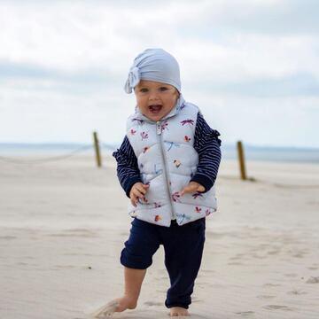 Komu się marzy spacer po plaży?   Boskie foto: @przekorna  #turbanbambusowy #maylily #plaża #morze #bambooturban #spacer #walk #madeinpoland