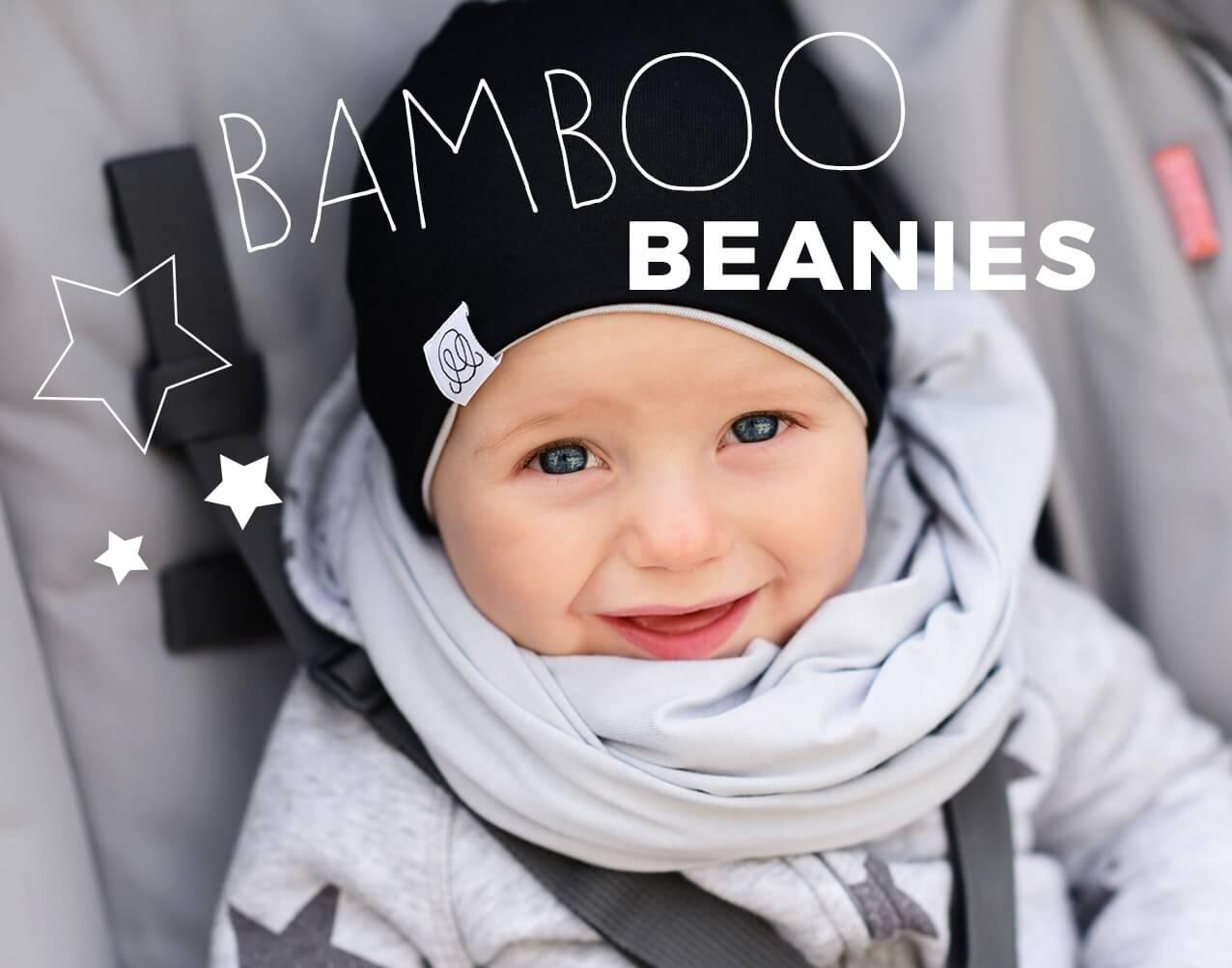 Bamboo beanies